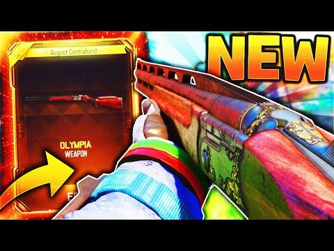 "*NEW* OLYMPIA GAMEPLAY! - BLACK OPS 3 NEW DLC WEAPONS ""OLYMPIA GAMEPLAY""! (BO3 DLC Weapon Unlocked)"