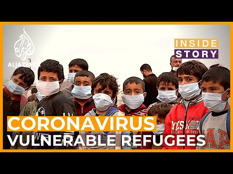Is coronavirus carnage on the way for refugees? I Inside Story