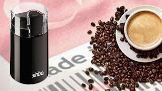 YERLİ MALI GURURUYLA | Sinbo Kahve Öğütücü