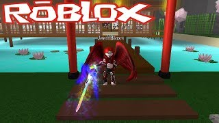 ROBLOX-VINICIUSDOBR and BR STRONGER NINJA ASSASSIN? 😲