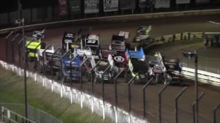 Williams Grove Speedway All Star and 305 Sprint Car Highlights