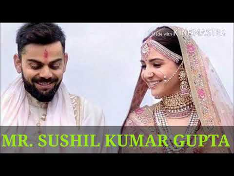Hi pal pal meri jaan jaati rahi new anushka and virath wedding WhatsApp status