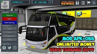 Gambar cover ⚡NEW⚡ BUS SIMULATOR INDONESIA MOD APK+DATA Unlimited Money [Latest Version]