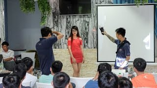 Camera Tinh Tế - Live Stream Workshop