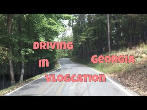 Driving in Georgia | Walmart | Vlogcation (4)
