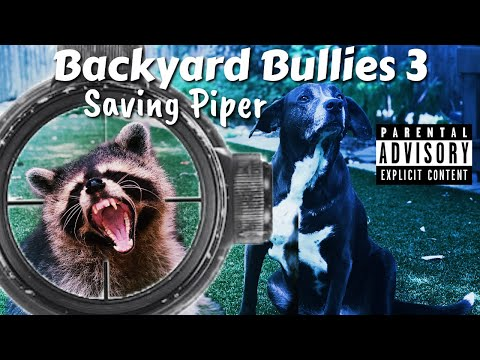 backyard-bullies-3---saving-my-dog...-again!-(hd-pest-control-footage!)