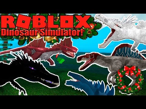 Dinosaur Simulator LIVE! PREPARING FOR THE UPCOMING UPDATE! (Once Again LOL)
