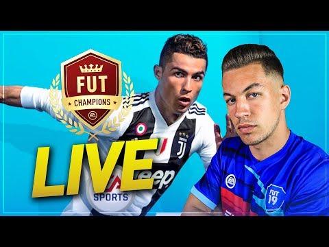 LIVE FIFA 19 - FUTCHAMPIONS !