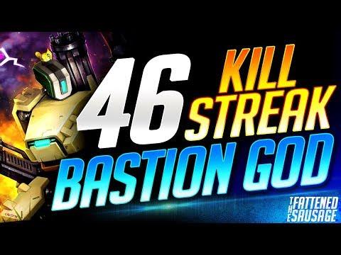 BASTION GOD Gets