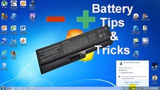 How to extend your Laptop Battery Life - Top 6 Best Ways to Stop Laptop Battery Drain