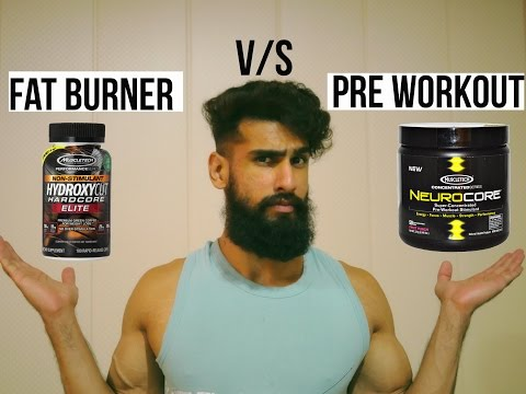 FAT BURNERS a Waste of Money? | PRE-WORKOUTS vs FAT BURNERS | Clen and T3 Explained
