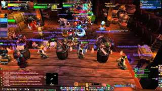Shandris Feathermoon kited to Org, there were no survivors.