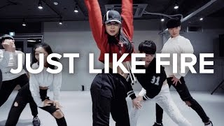 Just Like Fire P nk Jin Lee Choreography MP3