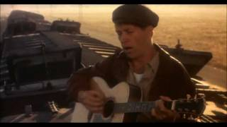 Hobo's Lullaby - Woody Guthrie & Emmylou Harris