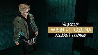 Escápate Conmigo - Wisin ft. Ozuna (Choreography) | SECOND LIFE VIRTUAL