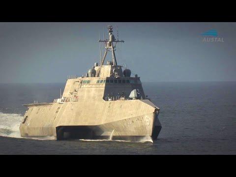 Austal - Independence-Class Littoral Combat Ships [1080p]