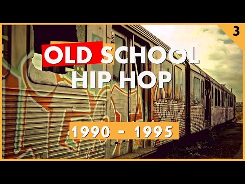 90s Hip Hop Mix, Old School Head Nod Music  Groove Companion # 3
