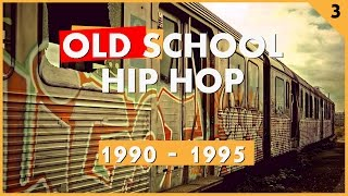 90's Hip Hop Mix, 'Old School Head Nod Music' by Groove Companion # 3