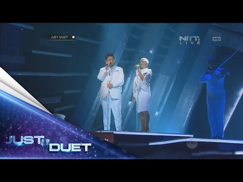 Hiks… Fredy & Dira Sugandi performing Pemeran Utama by Raisa! - Live Duet 07 - Just Duet