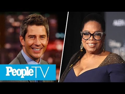 Arie Says 'I Love You' To Final Women, Oprah Celebrates At 'A Wrinkle In Time' Premiere | PeopleTV