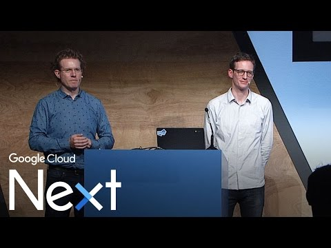 How to implement Cloud-scale rendering in Cloud Platform (Google Cloud Next '17)