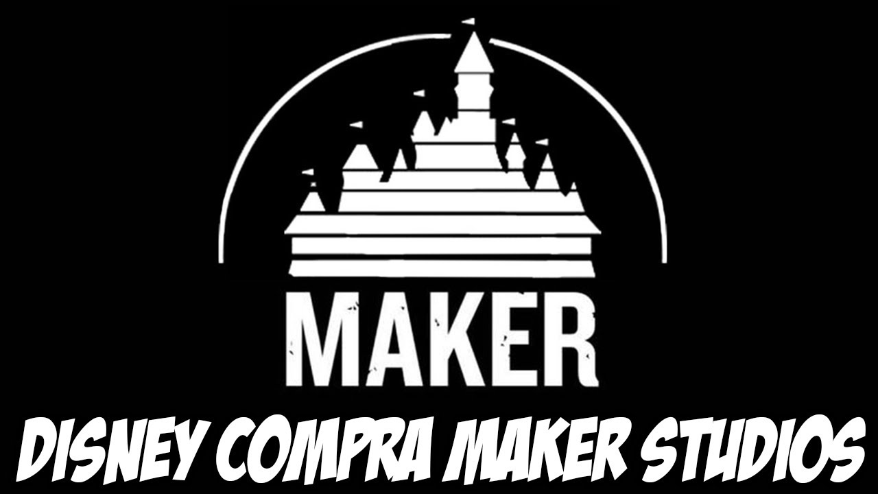 Network do Youtube, Maker, é comprada pela Disney, e agora