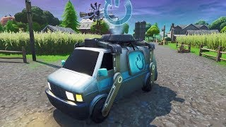 Respawn Vans Added To Battle Royale | Buccaneer's Bounty Event | Fortnite v8.30 Patch Update