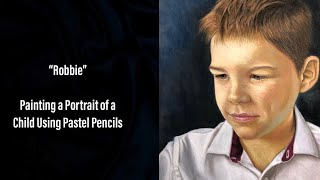 How to Draw a Portrait Using Pastel Pencils