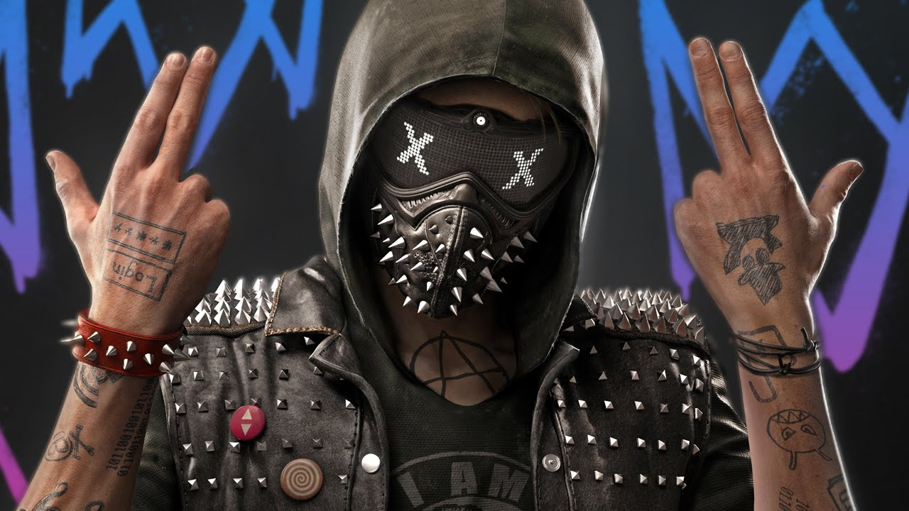 Pictures Of Watch Dogs 2: Punching Civilians, Online Customization