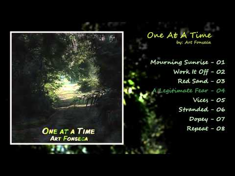 One At A Time EP - Art Fonseca (Hungry for Music!)