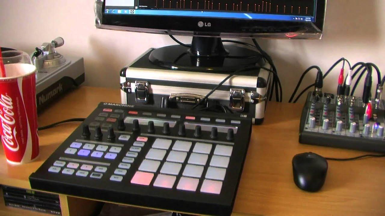 my home studio setup youtube