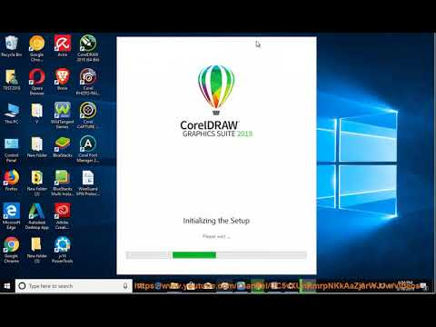 Uninstall CorelDRAW Graphics Suite 2019 in Windows 10 v1809