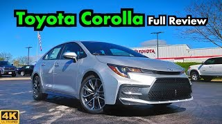2020 Toyota Corolla: FULL REVIEW + DRIVE | Bland Appliance No More!