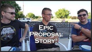 Epic Proposal Story! [Vlog#267]