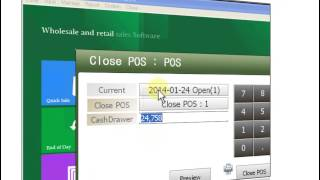 Grocery store software ( pos )