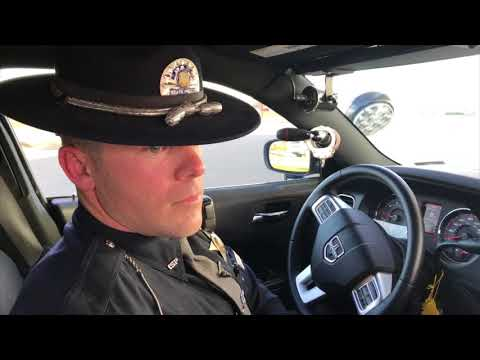 Ride along with State Police gives insight to black market weed