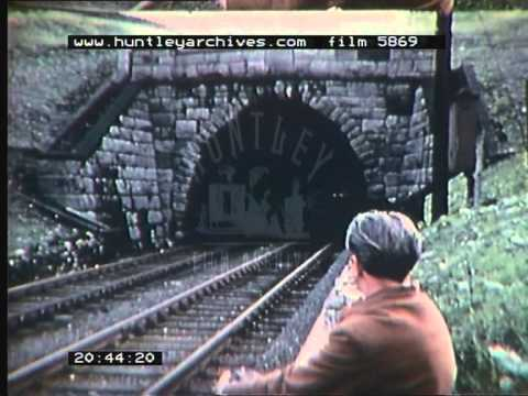 Film About The Railways And It's Enthusiasts, 1960's - Film 5869