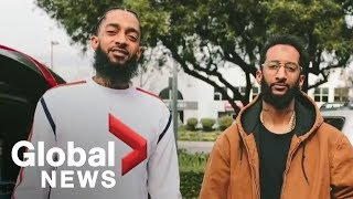 Nipsey Hussle's FULL Celebration of Life