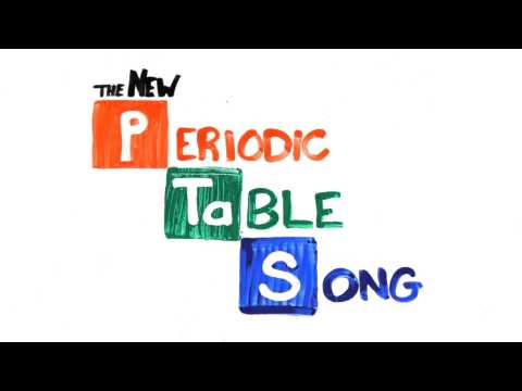 The NEW Periodic Table Song | Slowed Down | Instrumental | ASAP Science