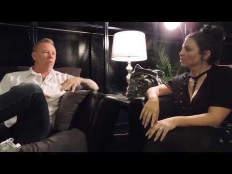 James Hetfield Interview Houston 2017 WorldWired Tour