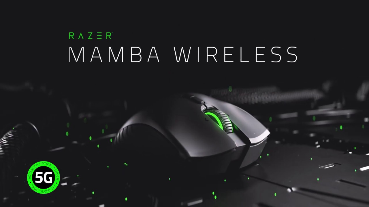 f23aba310d2 Razer Mamba Wireless Gaming Mouse | JB Hi-Fi