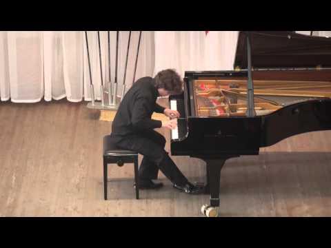 S.Procofiev.Sonata №7 B-dur,op. 83, A.Volodos.Turkish March. Kanke Oleksiy