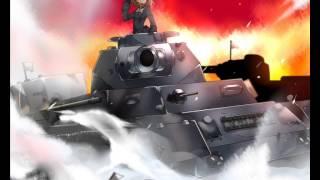Repeat youtube video Nightcore- Panzerkampf