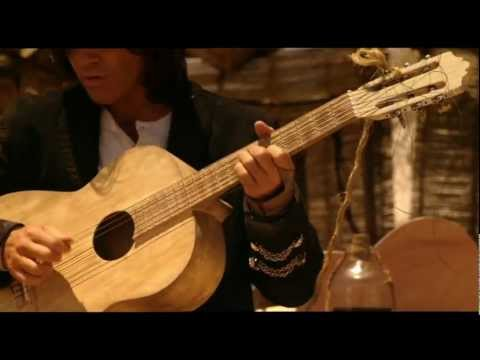 Once Upon a Time in Mexico [Guitar Intro] 1080p HD - La Malaguena (Salerosa) - Antonio Banderas