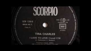 Tina Charles - I Love To Love (12