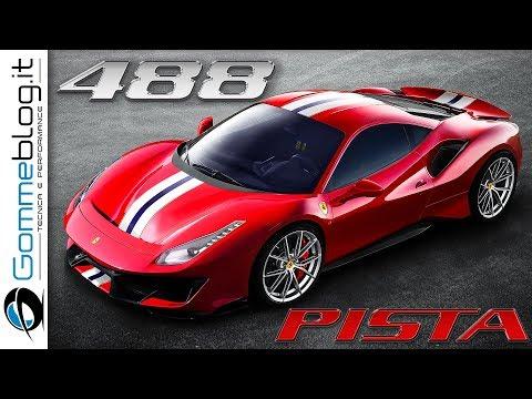 Ferrari 488 Pista [0-100 in 2.85 sec]- FIRST OFFICIAL DESIGN - Interior and Exterior