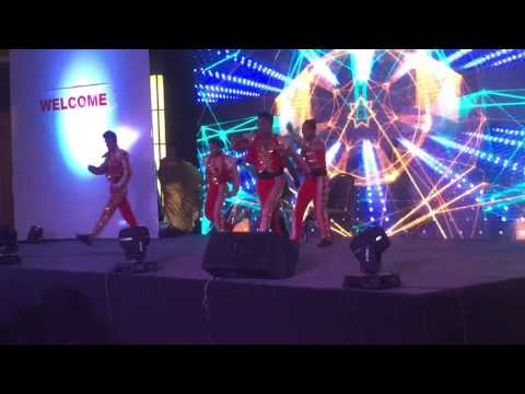 Attractions dance troupe delhi-jaipur Kala chasms medley