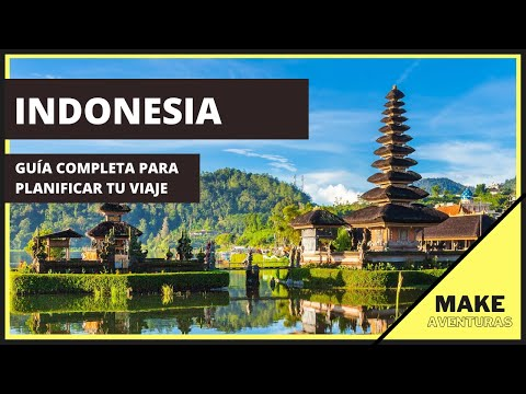 PLANIFICA TU VIAJE A INDONESIA | Video guía documental sobre Indonesia en español