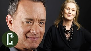 Steven Spielberg Teams With Tom Hanks and Meryl Streep on 'The Post' - Collider News