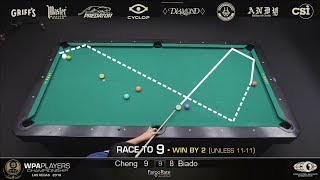 Top 16 Shots | WPA Players Championship 2019 (9 Ball Pool)
